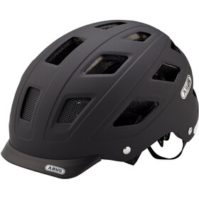 ABUS Hyban Casco, velvet black